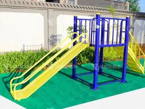 成都户外儿童滑滑梯Q-19004