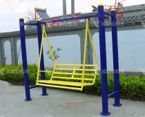 成都户外健身器材荡椅Q-19008