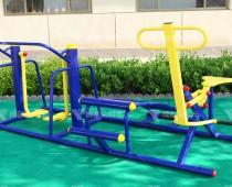 成都户外健身器材组合训练器Q-19013