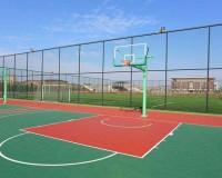 重庆第二中学新球场配套设施