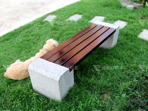成都公园室外休闲公园椅Y-18078
