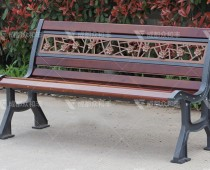 成都户外公园休闲椅Y-18088