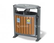 成都室外分类环卫垃圾桶T-18003