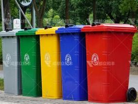 成都市区常见的分类垃圾桶有哪些