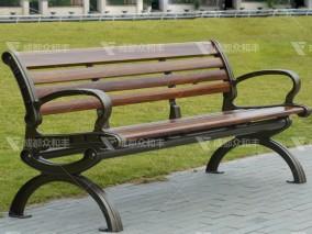 成都户外休闲公园长椅Y-18011