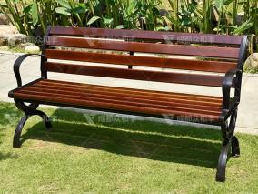 成都广场公园休闲椅Y-18056